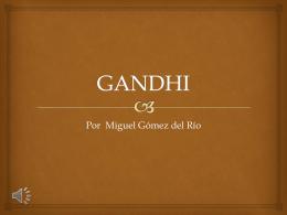 GANDHIf
