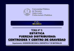 tema_05_centroides_y_CDG - Ingeniería Mecánica Aplicada y