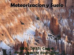 Introducción a las Ciencias Terrestres