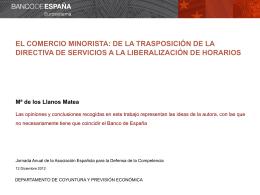 Diapositiva 1 - Asociación Española para la Defensa de la