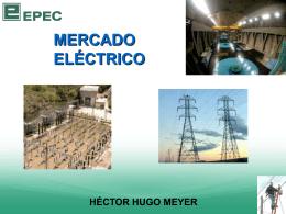 PEE - Mercado Eléctrico v1