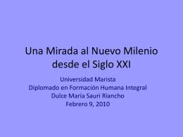 Conf9Feb2010 - Dulce María Sauri