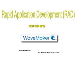 (RAD) con - WaveMaker