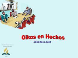 El oikos en Hechos