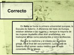 Correcto - Gobierno de Canarias