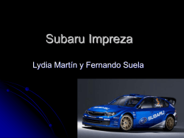 Subaru Impreza - Over-blog