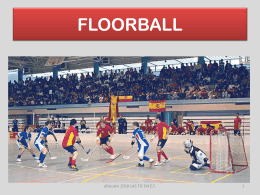 FLOORBALL - efisicatic