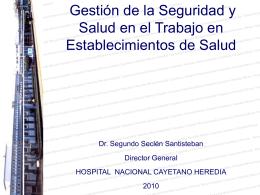 [CAYETANO HEREDIA]  - Colegio Médico del Perú