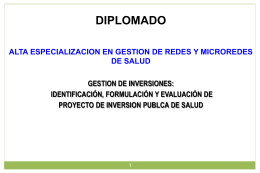 2134PPT SALUD MODULO I Y II ASPECTOS GENERALES