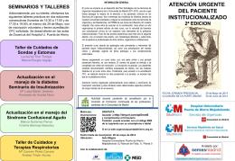 info haciendo click aquí - Sociedad Española de Médicos de