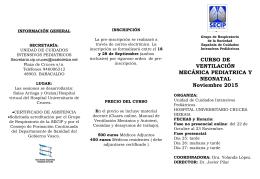 Información general - Asociación Española de Pediatría