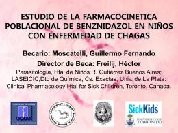 ESTUDIO DE LA FARMACOCINETICA POBLACIONAL DE