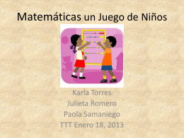 1.12_matematicas, un juego de niños