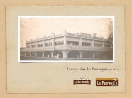 Grupo Gran Café de la Parroquia de Veracruz S.A. de