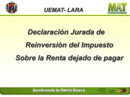 Declaraciones Juradas del ISLR al MAT_ Ing_ Magaly Arroyo
