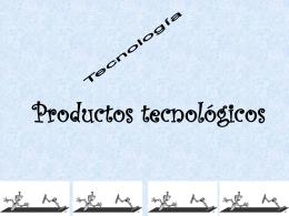 Productos tecnológicos
