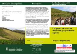 Diapositiva 1 - Generalitat de Catalunya
