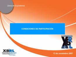 Presentación - Asociación XBRL España