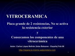 VITROCERAMICA