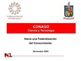 informe presentado por el Gobernador José Natividad
