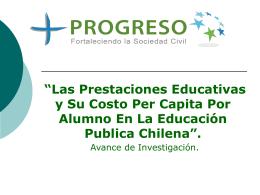 Presentación Congreso Directores Educación