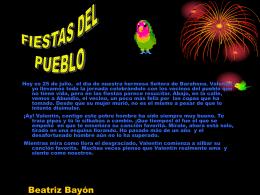 Beatriz Bayón