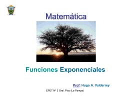 Matemática - EPET Nro. 3