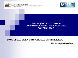 base legal de la contabilidad