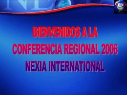 Diapositiva 1 - Nexia International