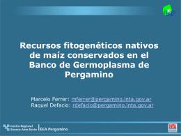 Ferrer - Sociedad Argentina de Genética
