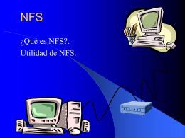 NFS vs. SMB
