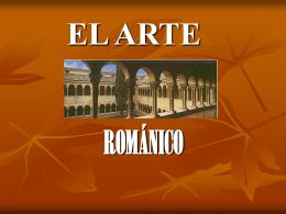 Arte románico - Horizonteseducativos