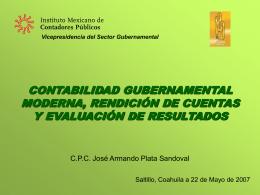 Modelo Integral de Información Financiera.