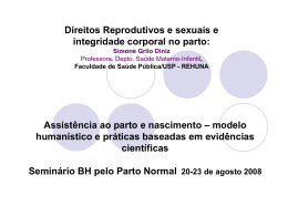 CPN - Movimento BH pelo Parto Normal
