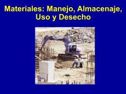 Materiales - AegisService.com