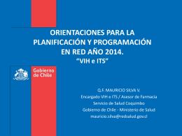 9. VIH - Servicio de Salud Coquimbo