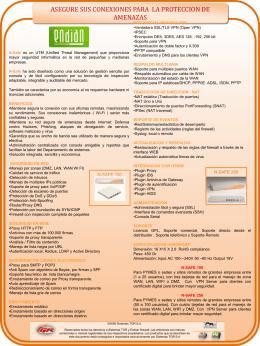 Diapositiva 1 - Sistemas TGR