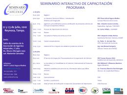 Diapositiva 1 - Asociación de Agentes Aduanales de Reynosa, AC