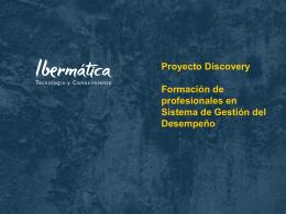 Ibermatica sgd profesionales2006