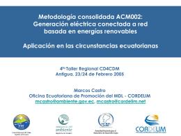 Metodologia acm002