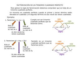FactorizacionTCP
