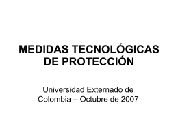 régimen jurídico del software - Universidad Externado de Colombia