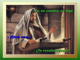 VII Domingo del Tiempo Ordinario, Ciclo A. San Mateo 5, 38