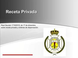 presentación 2 - Colégio Medico de Sevilla