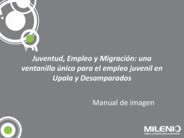 Juventud, Empleo y Migración: una ventanilla única para el empleo