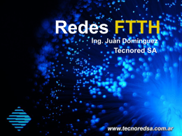 FTTHTecnored