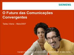 Meeting de Tecnologia Palestrante: Tadeu Viana