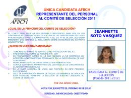 Representante COMITE SELECCION 2011 web