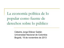 Descargar Diapositivas - Universidad Nacional de Colombia