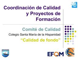Diapositiva 1 - Colegio Santa María de la Hispanidad